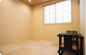 霊安室を完備