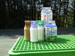 大の葬祭 提携店 みどり牛乳
