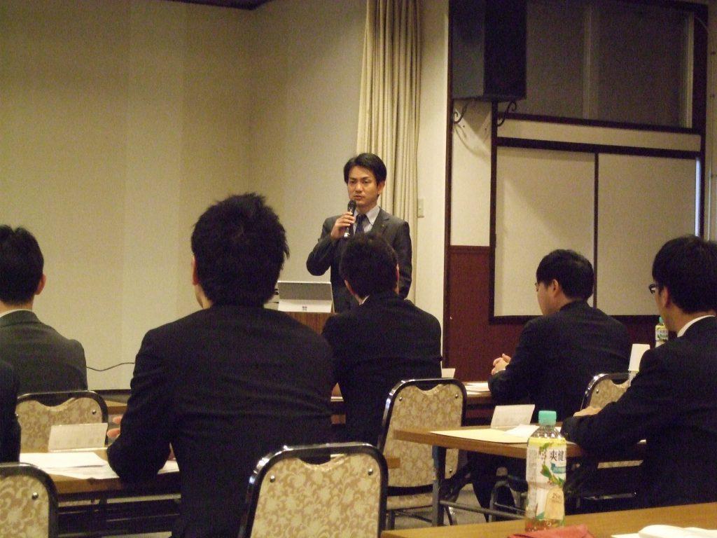 第48期経営計画発表会