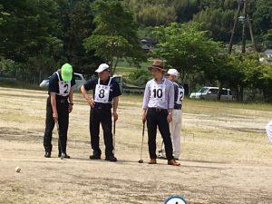 野津ゲートボール2